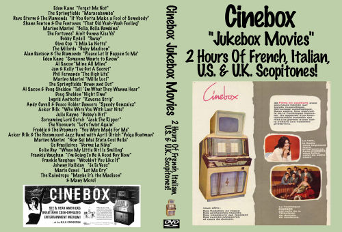 Cinebox insert