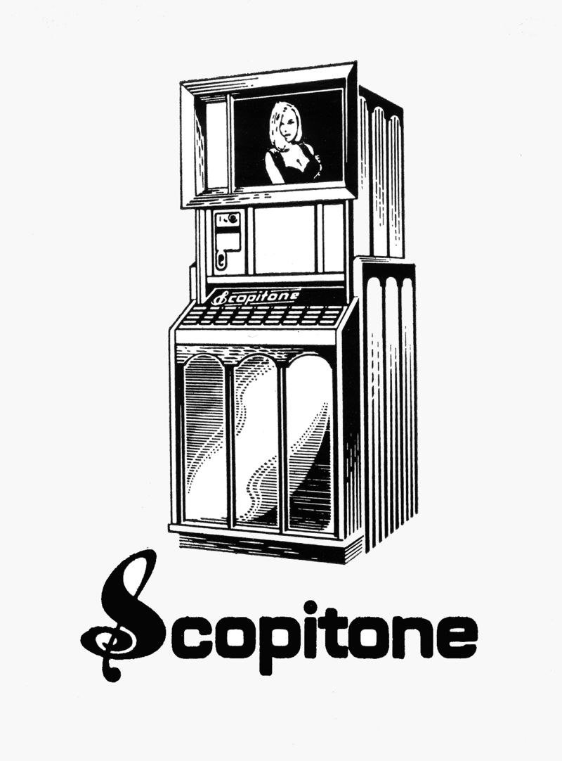 Scopitone box copy