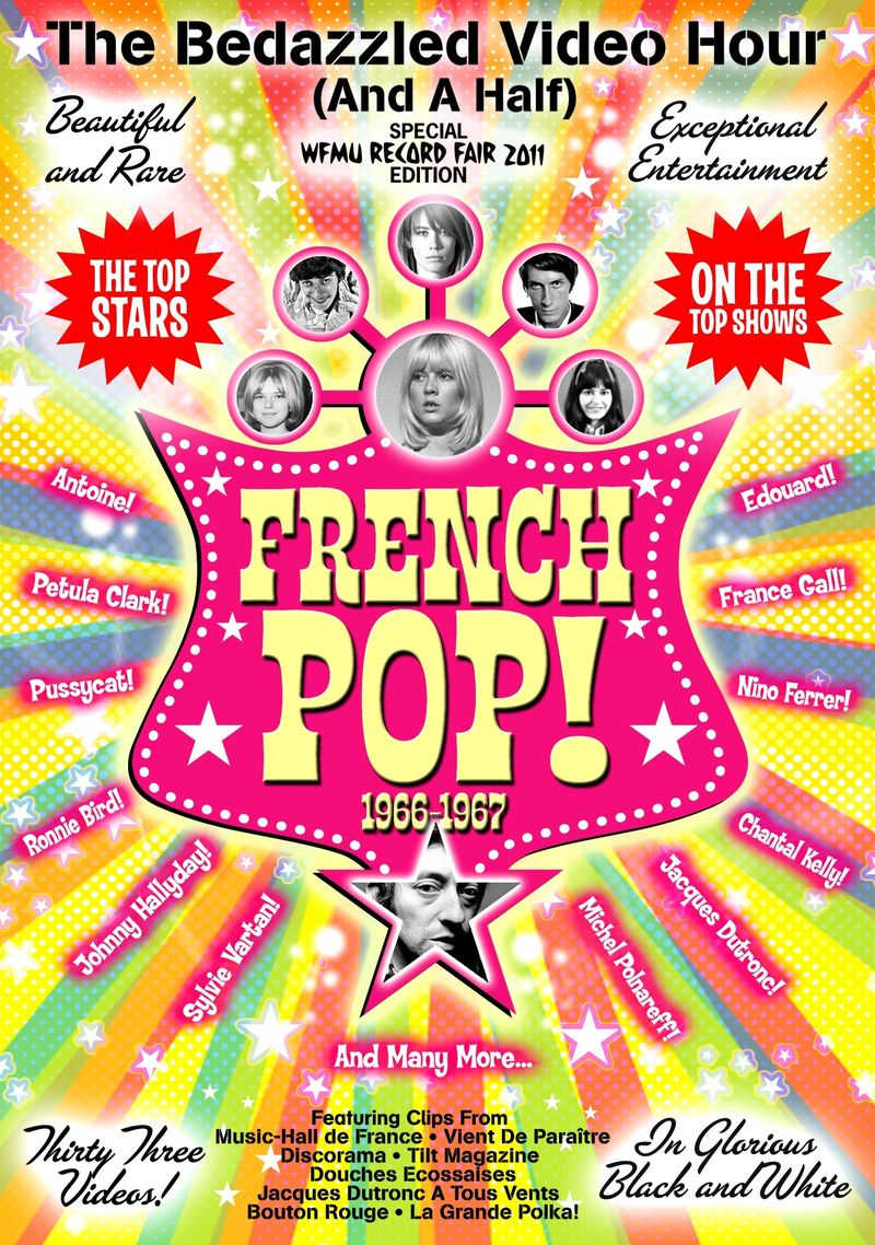 COVER French POP For F