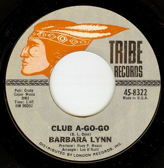 Barbara lynn club a-go-go