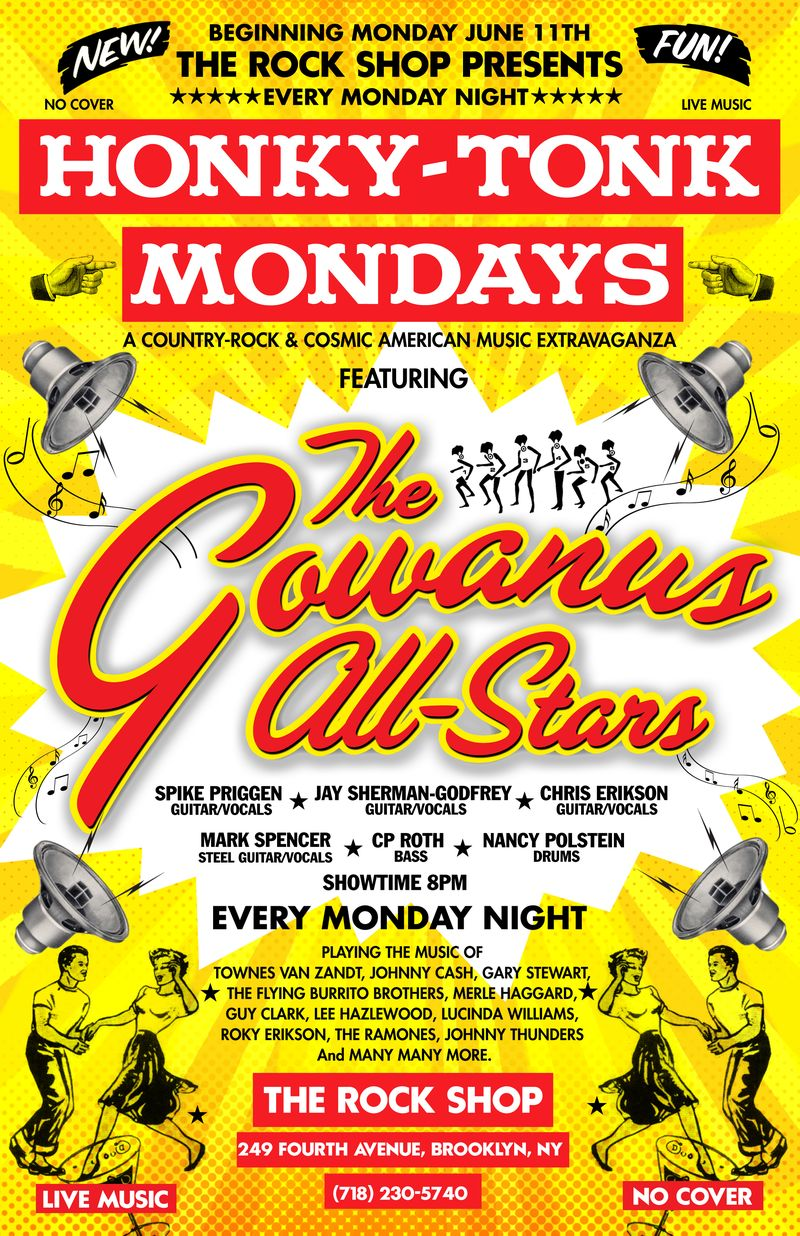 Gowanus All Stars FIN