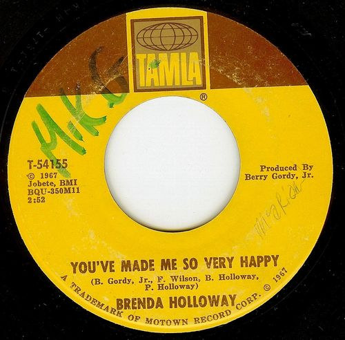 Brenda holloway you've made me so very happy