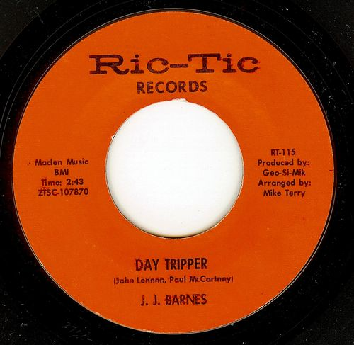 J.j. barnes day tripper