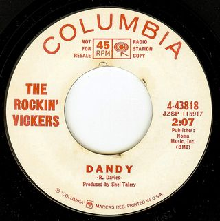 The rockin' vickers dandy