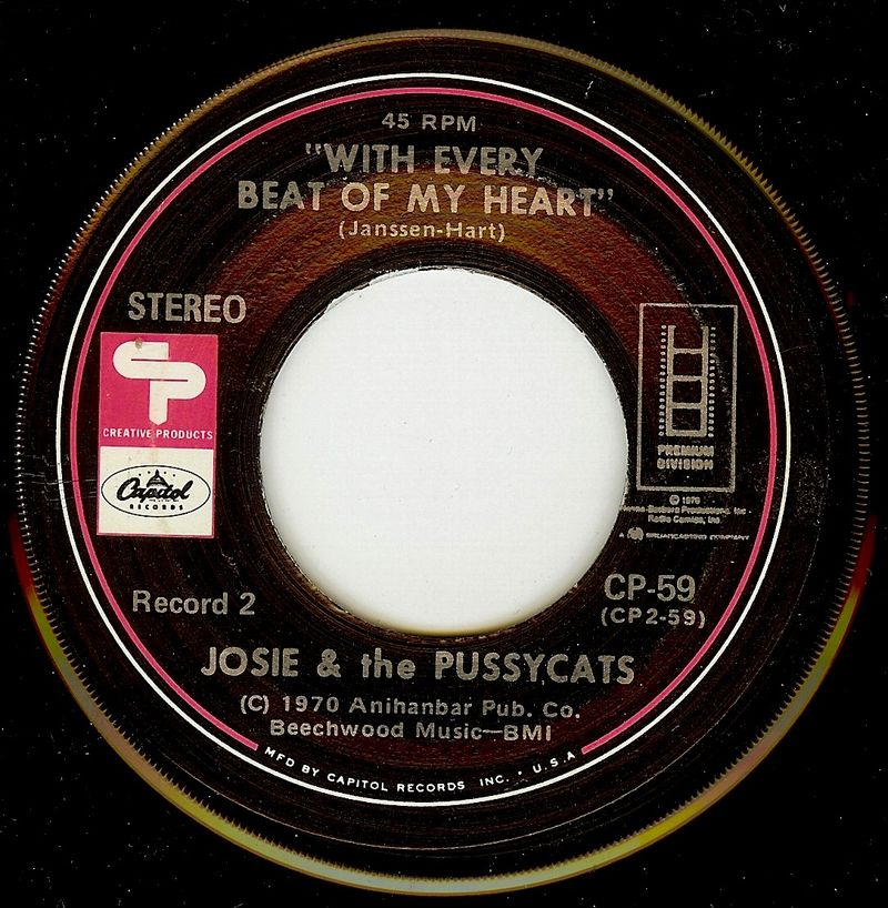 Josie & the pussycats with every beat
