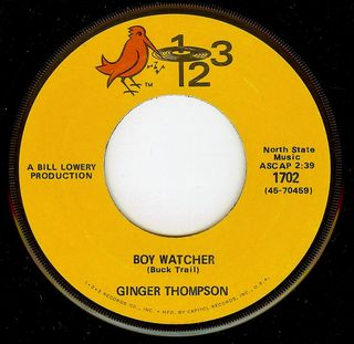 Ginger thompson boy watcher