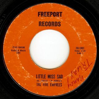 The five emprees little miss sad