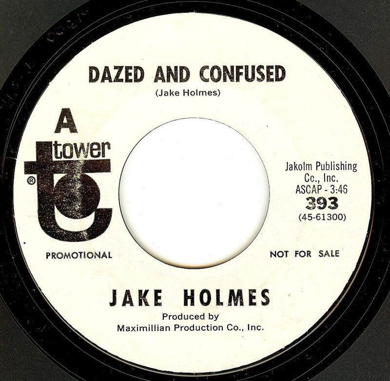 Jake holmes dazed co