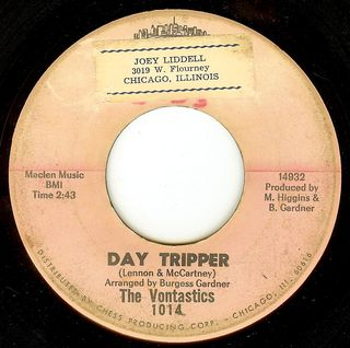 The vontastics day tripper