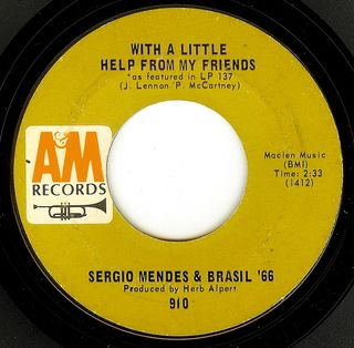 Sergio mendes with a little help