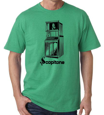 Scopi Irish Green shirt