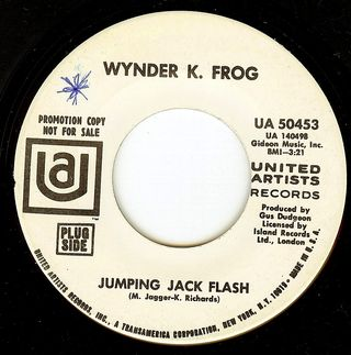 Wynder k. frog jumping jack flash