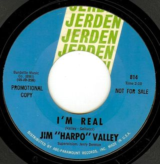 Jim harpo valley i'm real