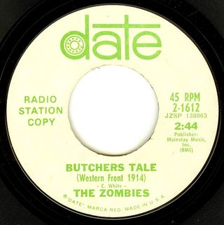 The zombies butcher's tale