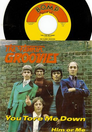 Flamin' groovies you tore me down