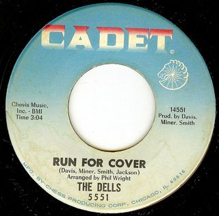 The dells run for cover
