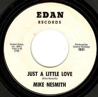 Michael nesmith just a little love