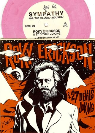 Roky erickson you don't love me yet
