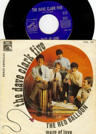 Dave clark five maze of love