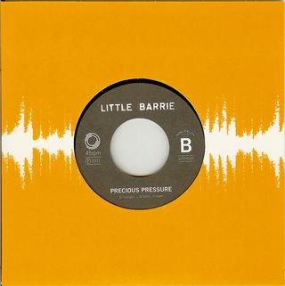 Little barrie precious pressure