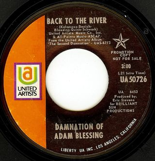 Damnation of adam blessing back to the river