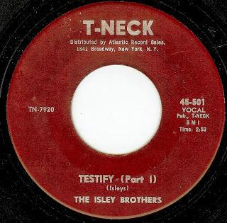 The isley brothers testify